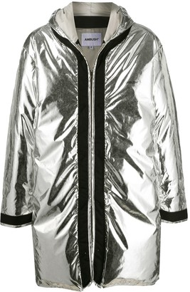 Ambush Metallic Down Jacket
