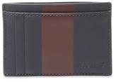 Jack Spade Embossed Logo ID Wallet