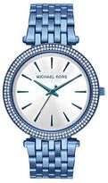 Michael Kors Darci Pave Analog Strap Watch