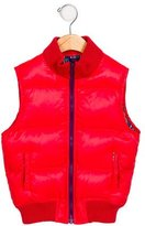 Paul Smith Boys' Zip-Up Puffer Vest