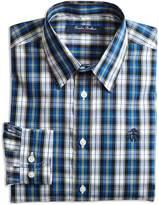 Brooks Brothers Boys' Plaid Sport Shirt