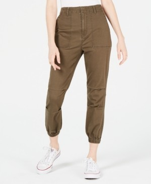 Tinseltown Love, Fire Juniors' Slim Utility Cargo Pants