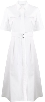P.A.R.O.S.H. Button-Up Day Dress