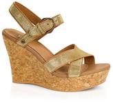 UGG Platform Wedge Sandals - Jazmine