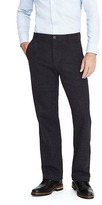 Banana Republic Standard Navy Cotton Blend Trouser