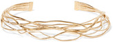 Aurelie Bidermann Ariane Gold-plated Choker - one size