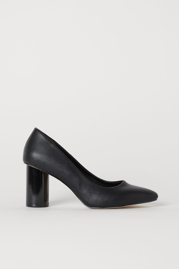 H&M Round-heeled court shoes