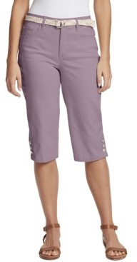 Gloria Vanderbilt Women's Mila Belted Skimmer, in Regular & Petite Sizes