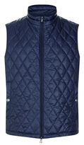 Hackett Prince Of Wales Quilted Gilet