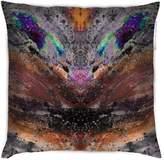 SONYA ROTHWELL - Butterfly Effect Rust 02 Cushion