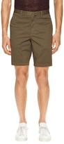 Z Zegna Checkered Hooked Shorts