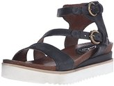 Miz Mooz Women's Priam Wedge Sandal