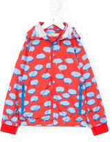 Stella McCartney speech bubble scout jacket - kids - Polyester - 10 yrs