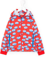 Stella McCartney speech bubble scout jacket - kids - Polyester - 2 yrs