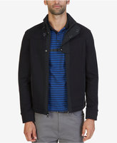 Nautica Men's Full-Zip Flap Jacket