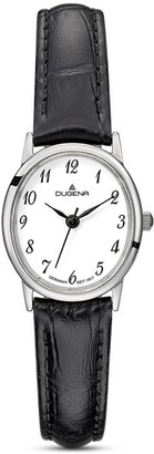 Dugena Women's Analogue Quartz Watch with Leather Strap 4460729
