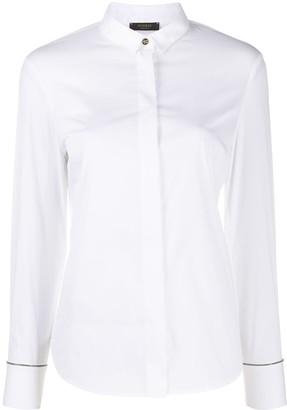 Peserico Narrow Collar Shirt