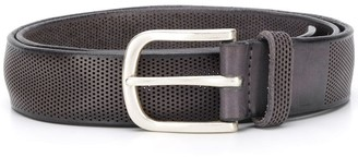 Orciani Perforated Adjustable Belt