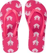 Old Navy Girls Printed Flip-Flops
