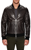 Rogue Leather Jock Jacket