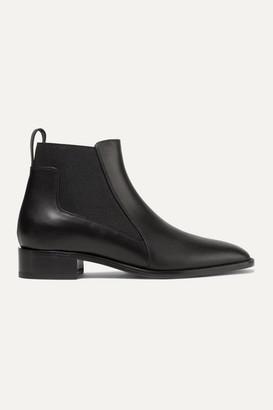 Christian Louboutin Marnmada Leather Chelsea Boots - Black