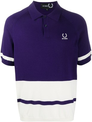 Fred Perry Striped Polo Shirt