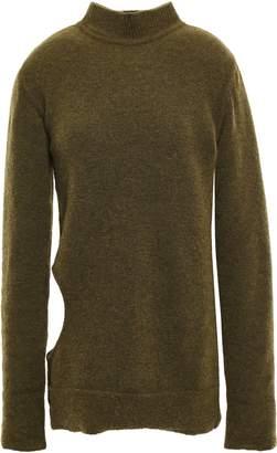 Rick Owens Cutout Knitted Tunic