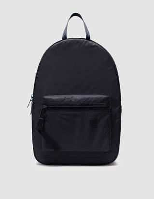 Herschel Studio Ripstop Backpack in Black