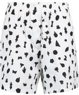 MM6 MAISON MARGIELA Printed Cotton Shorts