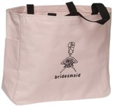 Hortense B. Hewitt Bridesmaid Wedding Gift Tote - Pink