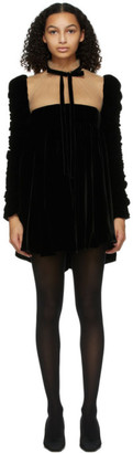 KHAITE Black Ann Dress