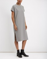 Jaeger Side Seam Detail Cocoon Dress