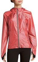 Nanette Lepore Colorblock Hooded Jacket