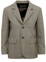 Balenciaga Pattern Jacket