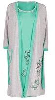 Happy Mama Boutique Happy Mama. Womens Maternity Hospital Gown Robe Nightie Set Labour & Birth. 773p (, US 12, XL)