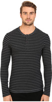 Mavi Jeans Striped Long Sleeve T-Shirt