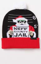 Neff Feliz Navidad Pom Beanie