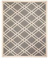 Garrow Geometric Anthracite/Beige Indoor / Outdoor Area Rug Union Rustic