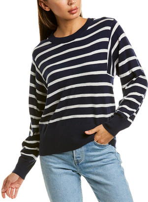 Splendid Dolman Wool-Blend Sweater