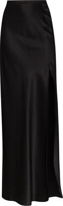 Nili Lotan Slit Maxi Skirt