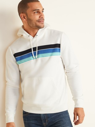 Old Navy Graphic Pullover Hoodie for Men