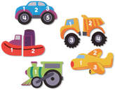 Learning Resources Inc Learning Resources Learning Essentials Magnetic Counting Vehicle Puzzle