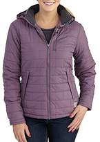 Carhartt Women's Amoret Quilted Flannel Lined Jacket