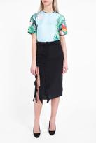 Rochas Ribbon Skirt