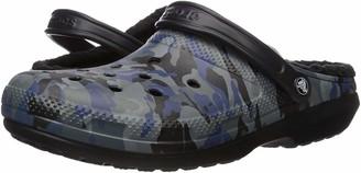 Crocs Unisex_Adult Classic Lined Graphic II Clog U Mules
