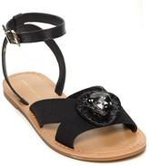 Tommy Hilfiger Final Sale- Jeweled Flat Sandal