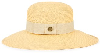 Christys London Edie light brown panama hat