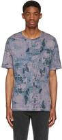 BLK DNM Blue Inside Out 80 T-Shirt