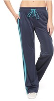 Juicy Couture Sport Colorblocked Tricot Wide Leg Pant