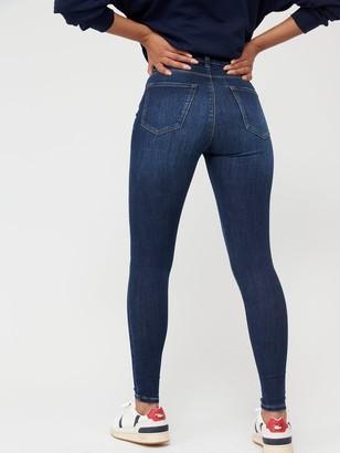 Very Sustainable High Waist Skinny Jean - Dark Wash